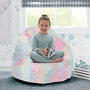 Delta Children Snuggle Foam Filled Chair, Toddler Size, , rollover