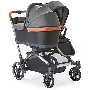 Kolcraft Contours Element Side by Side 2 to 1 Stroller, , rollover