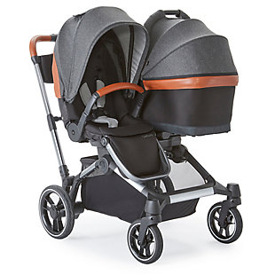 Kolcraft Contours Element Side by Side 2 to 1 Stroller, , large