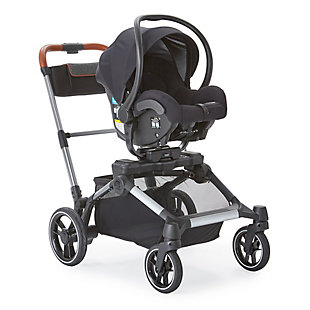 Kolcraft Contours Element Cybex, Maxi-Cosi, Nuna Infant Car Seat Adapter, , rollover
