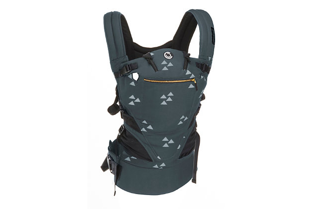 Kolcraft Contours Love 3-in-1 Baby Carrier, Gray, large