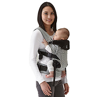 Kolcraft Contours Love 3-in-1 Baby Carrier, Gray/White, rollover
