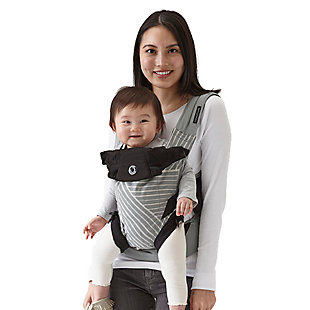 Kolcraft Contours Love 3-in-1 Baby Carrier, Gray/White, large