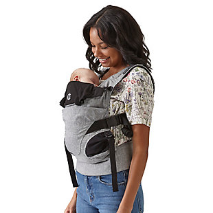 Kolcraft Contours Journey 5-in-1 Baby Carrier, Weathered Gray, rollover