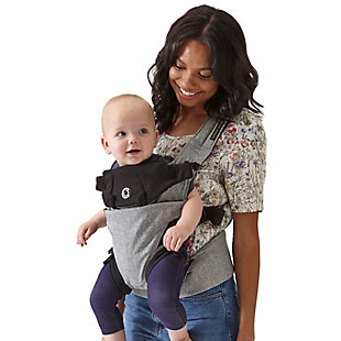 Kolcraft Contours Journey 5-in-1 Baby Carrier, Weathered Gray, large