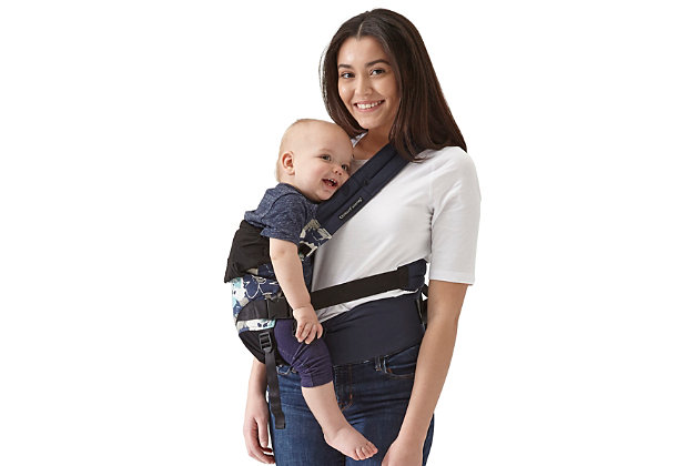 Kolcraft Contours Journey 5-in-1 Baby Carrier, Blue, large