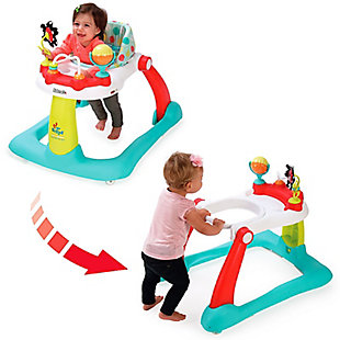 Kolcraft Tiny Steps 2-in-1 Activity Walker, , rollover
