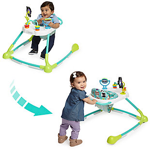 Kolcraft Tiny Steps Too 2-in-1 Activity Walker, , rollover