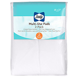 Kolcraft Sealy Multi-Use Waterproof Liner Pads, 2-Pack, , large