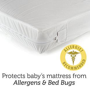 Kolcraft Sealy Safety Case Protective Crib Mattress Encasemt, , rollover