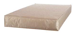 Kolcraft Sealy Soybean Plush Foam Core Crib Mattress and Toddler Mattress, , rollover