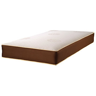 Kolcraft Stearns and Foster Baby Dynasty Sunrise 2-Stage Crib Mattress and Toddler Mattress, , rollover