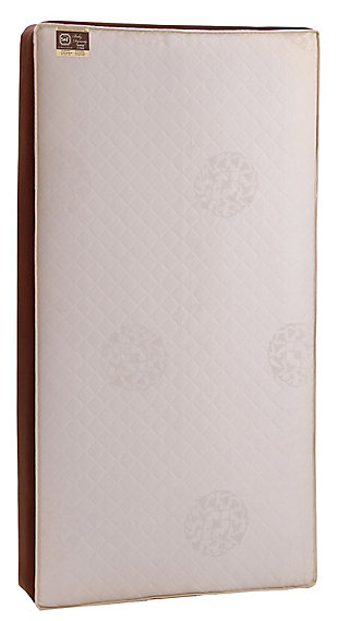 Kolcraft Stearns and Foster Baby Dynasty Sunrise 2-Stage Crib Mattress and Toddler Mattress, , large