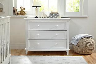 Kolcraft 3 Drawer Dresser, , rollover