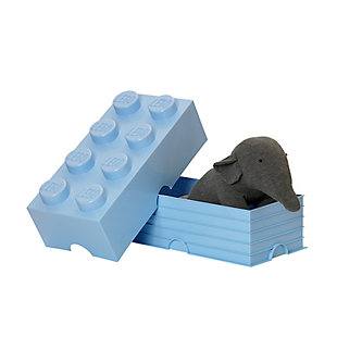 Lego ®  Storage Brick 8 - Light Blue, Light Blue, large