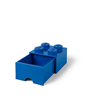 Lego ®  Brick Drawer 4 - Blue, Blue, rollover