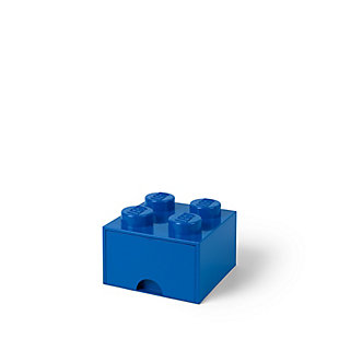 Lego ®  Brick Drawer 4 - Blue, Blue, large