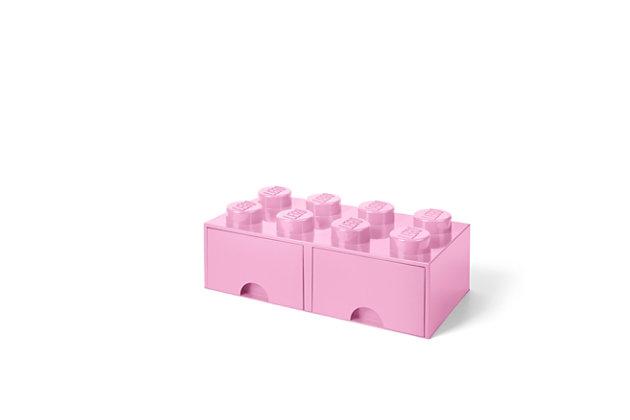 Lego ®  Brick Drawer 8 - Light Purple, Pink, large