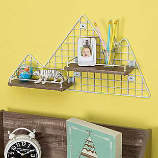 Honey-Can-Do Kids Collection Wall Shelf, , rollover