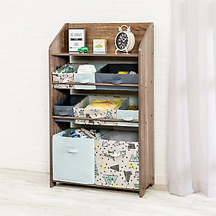 Honey-Can-Do Kids Collection Storage Unit, , rollover