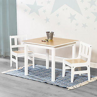Honey-Can-Do Kids Table and Chairs Set, , rollover