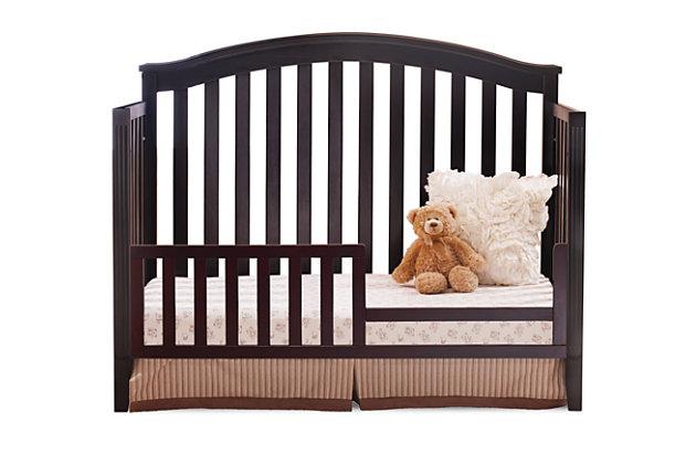 Sorelle  Berkley Crib, Brown, large