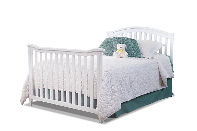 Sorelle  Berkley Crib, White, large