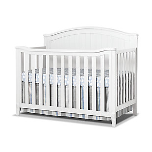 Sorelle  Fairview 4-in-1 Crib, White, large