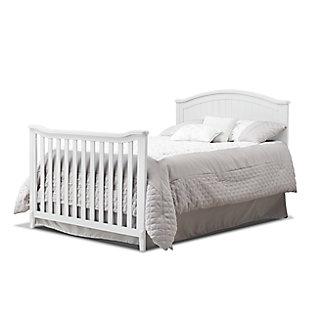 Sorelle  Fairview 4-in-1 Crib, White, large