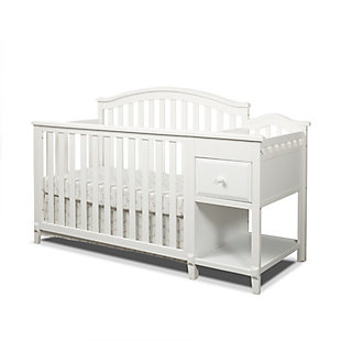 Sorelle  Brittany Crib & Changer, , large