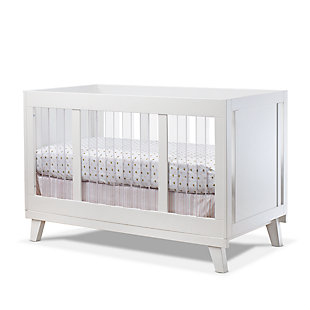 Sorelle  Uptown Acrylic Crib, , large