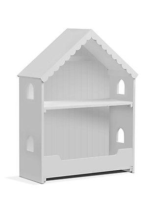 Sorelle  Sweethome Bookcase, White, large