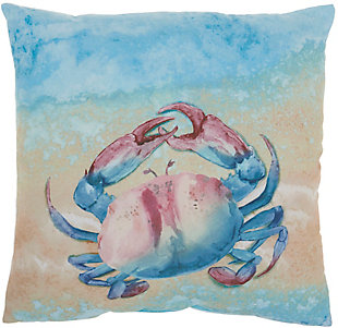 "Nourison Mina Victory Indoor-Outdoor Pillows 18"" x 18"", , large"