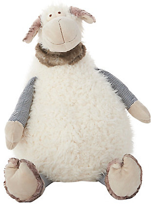Nourison Kids Mina Victory Plush Sheep Animal Pillow, , large