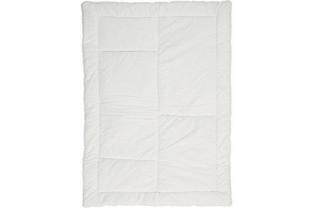 Nourison Kids Plushlines Blanket, , large