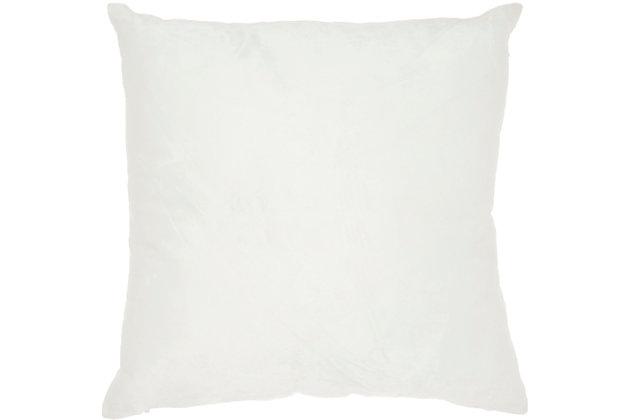 Nourison Nourison Trendy, Hip, New-Age 18x18 Throw Pillow, , large