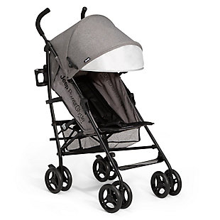 Delta Children Jeep PowerGlyde Plus Stroller, Gray, , large