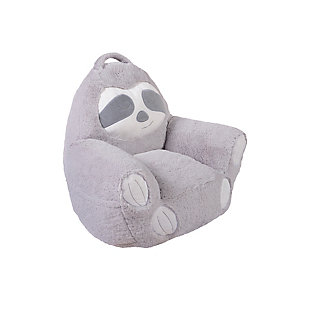 Cuddo Buddies by Trend Lab Sloth Plush Character Chair, , rollover