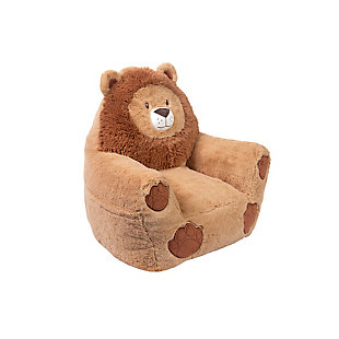 Cuddo Buddies by Trend Lab Lion Plush Character Chair, , rollover