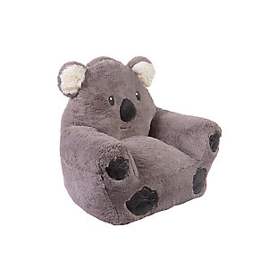 Cuddo Buddies by Trend Lab Koala Plush Character Chair, , rollover