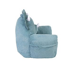 Cuddo Buddies by Trend Lab Dinosaur Plush Character Chair, , large