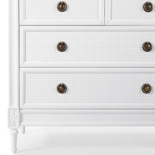 Delta Children Madeline 4 Drawer Dresser With Changing Top, , large