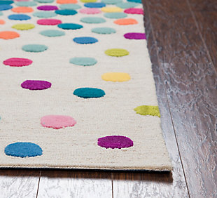 Kids Play Ground by Alora Decor 5 x 7 Rug, Multi, rollover