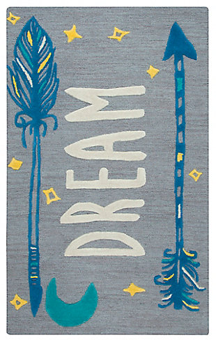 Kids Play Ground by Alora Decor 3 x 5 Rug, , large