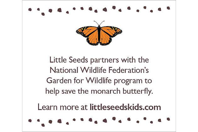 Little Seeds Rowan Valley Arden 6 Drawer Gray Kids Dresser, Light Gray, large