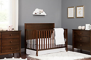 Carter's by Davinci Morgan 4-in-1 Convertible Crib in Espresso, Espresso, large