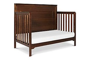 Carter's by Davinci Dakota 4-in-1 Convertible Crib in Espresso, Espresso, large