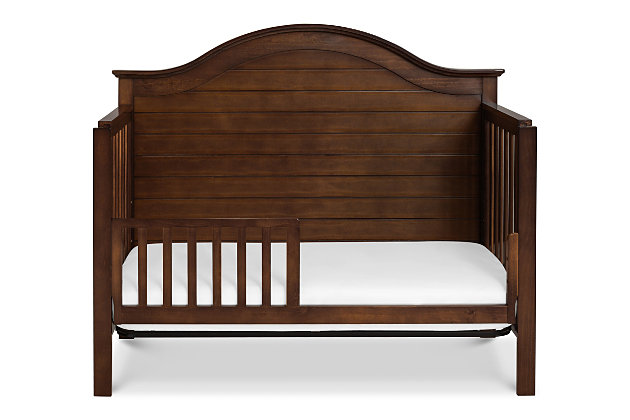 Carter's by Davinci Nolan 4-in-1 Convertible Crib in Expresso, Expresso, large