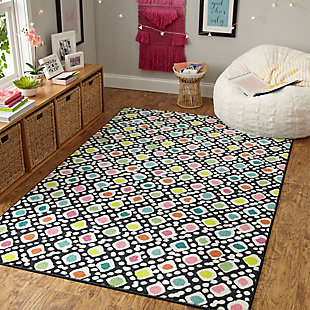 "Mohawk Prismatic Bettina Kids 3'4"" x 5' Area Rug, Multi, rollover"