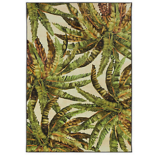 Mohawk Prismatic Verde Palm Green 5' x 8' Area Rug, Green, large